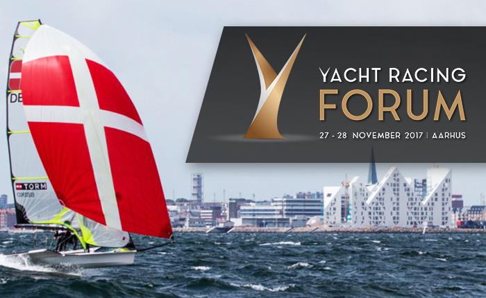 Yacht Racing Forum - 27 & 28 novembre 2017 - Aarhus Danemark