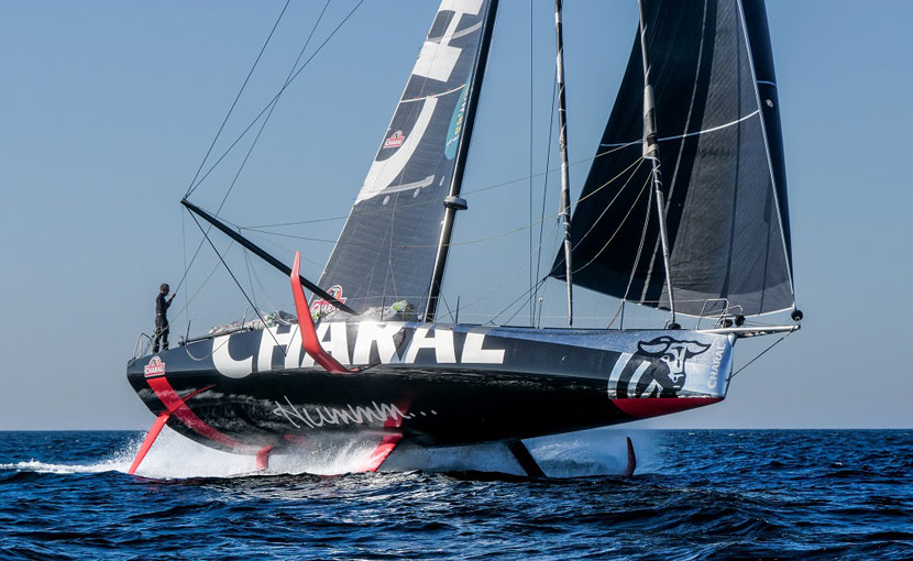 Le nouvel Imoca Charal 2019