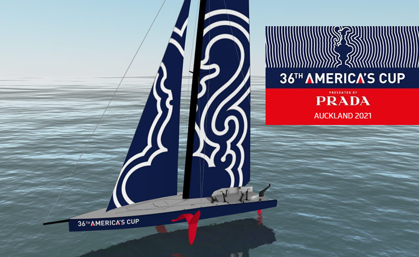 America's Cup - Auckland 2021
