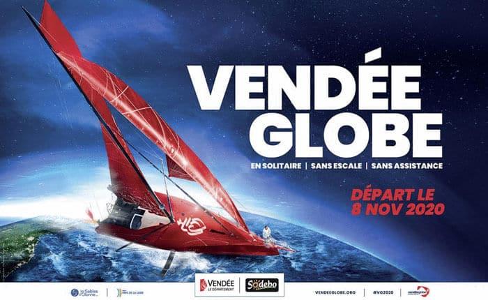 Bannière Vendée Globe 2020